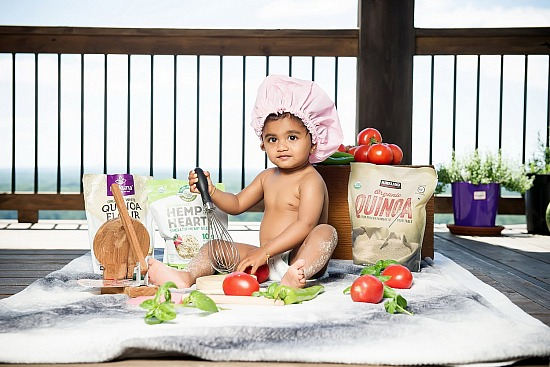 Anjali turns One